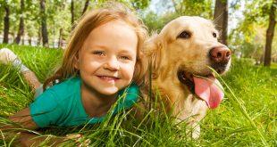 Evcil Hayvanlarla Birlikte Büyümenin Çocuklara Faydaları
